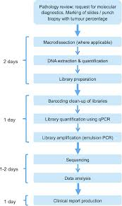 Next Generation Sequencing Laboratory Workflow Assay