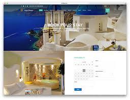 apartment website design. Hotel Apartment Website Design