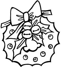 Preschool Christmas Coloring Pages Christmas Coloring Pages For Kids