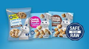 Using a large spoon gradually mix in the dry ingredients to form the cookie dough. Pillsbury Cookies Pillsbury Com