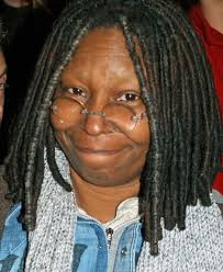 Whoopi Goldberg Chooses to Shave Her Eyebrows and People are Freaking Out