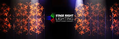 stage right lighting