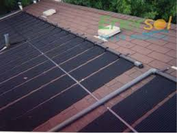diy solar pool heater good