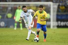 Brazil vs Argentina, Copa América 2019: Final Score 2-0, Arthur, Coutinho  defeat Messi in thrilling semifinal - Barca Blaugranes