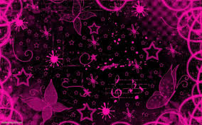 Cool Pink And Black Background Pink And Black Wallpapers Sf Wallpaper