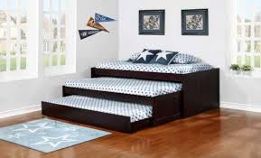 modern daybed three tier daybed kids bedroom sets VA furniture stores