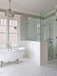 clawfoot tub bathroom ideas. Airy Bathroom With White, Silver Clawfoot Bath Tub Ideas L