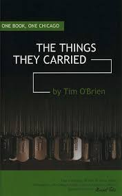 the things they carried one book one chicago fall chicago  the things they carried one book one chicago guide cover