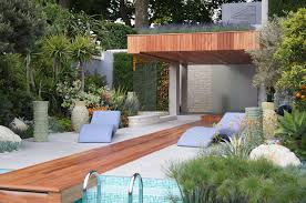 office garden design. Terrific Modern Garden Design With Pool Photography Home Office Ideas On Designs Picture 2