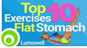 exercises to lose belly fat ov