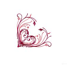 Heart Scrolls Free Heart Scrolls Download Free Clip Art Free Clip Art On Clipart