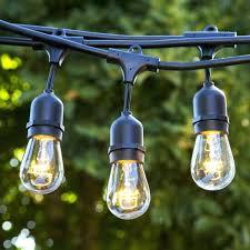 edison bulb string vintage waterproof string lights clear bulb holiday outdoor decor edison bulb string lights