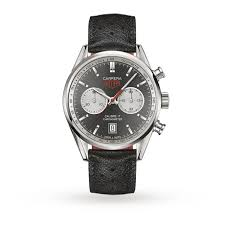 tag heuer carrera mens watch gifts goldsmiths tag heuer carrera mens watch