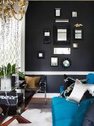 glamorous living room wall decor