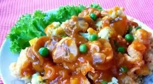 Dagingnya yang empuk dan manis gurih terasa enak sekali bila. Resep Udang Koloke Saus Asam Manis Lifestyle Fimela Com