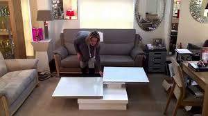 sigma coffee table from akante mia stanza
