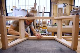 In the studio. . . Furniture Design ...