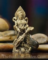 <b>Kuan Yin</b> Statues - The Buddha Garden