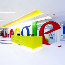 google office in london. Google\u0027s New Vivid Office In London Google