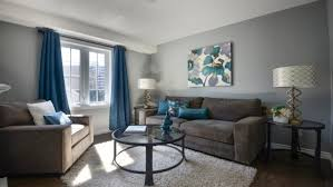 design of gray and brown living room curtains blue grey sofa decorating ideas teal rugs accessories yellow walls pictures furniture green navy decor orange