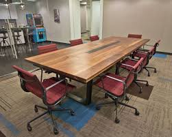 conference room table ideas. Your Mission, Should You Choose To Accept It, Read About This Black Walnut Conference Room Table Made By RSTco. Ideas F