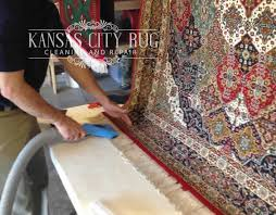 cleaning and detailing the fringe on an oriental rug cleaning pet urine from area rug