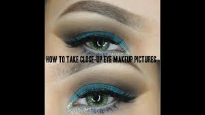 how to beauty how to take close up eye makeup pictures w phone profesional camera full details