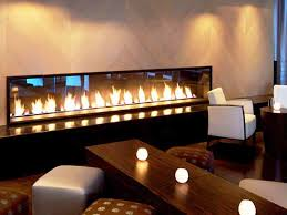 stylish modern fireplaces design gas fueled wall fireplaces gas design ideas