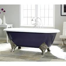 cheviot cast iron bathtub tub kohler villager
