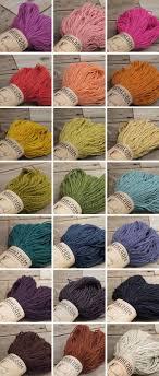Heirloom Romney Yarn Fancytiger Craft Delicious Colors