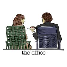 the office ornaments. Simple The The Office Jim And Pam Roof Date White Mug And Ornaments O