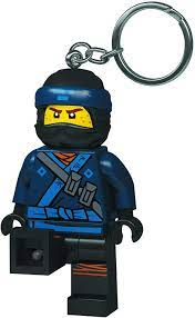 IQ Lego Ninjago Movie Jay LED Keychain Light - 3 Inch Tall Figure: Toys &  Games - Amazon.com