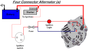 alternator wiring diagram correct alternator wiring diagrams denso2 alternator wiring diagram correct