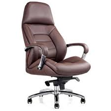 office chair genuine leather white. Leather Office Chair Gates Genuine Aluminum Base High Back Executive White O