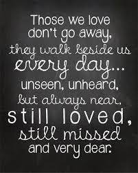 Quotes About Loved Ones Passing