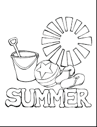 Kids Coloring Pages Summer Fun Coloring Sheets Kids Coloring Pages