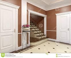 Elegant Condo Designs Elegant Classic And Luxurious Hall Interior Design Stock