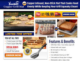 Yoshi Copper Grill Mat Review Does it Work