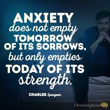 Strength Christian Quotes Best Of 24 Ways Anxiety Zaps Our Strength ChristianQuotes