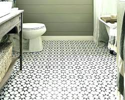 Patterned Vinyl Tiles Inspiration Patterned Bathroom Floor Tiles Patterned Vinyl Flooring Vintage
