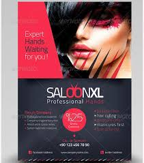 Hair Salon Flyer Templates Hair Salon Flyer Template Free New Hair Salon Brochure Templates