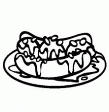 Small Picture Banana Split Coloring Page Coloring Home