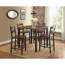 dining room bar height kitchen table tall dining room chairs