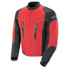 joe rocket men s alter ego 3 0 mesh red jacket