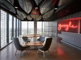 sneak peek google office. Google Austin Office Lobby Sneak Peek M