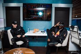 2 chainz is recording constantly on his pretty s like trap tour and presley is on the road with him on tour presley says the challenge of
