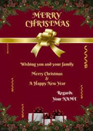 Customize 1 590 Christmas Cards Design Templates Postermywall