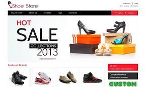 Ecommerce Website Templates Magnificent Ecommerce Website Templates New Templates Every Month