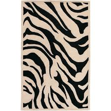 zebra print rug with pink trim roselawnlutheran zebra print rug bedroom traditional with academic drawing anglo