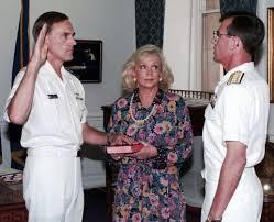 Love, etc.: Former Navy CNO Jay Johnson and wife Garland divorce - The  Washington Post